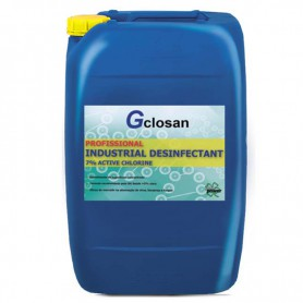 Desinfectante industrial Gclosan