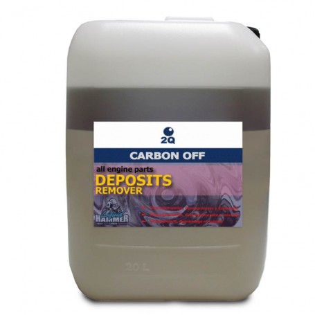 Descarbonizante imersão Carbon Off