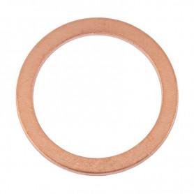 Anilha de vedação cobre forma A
