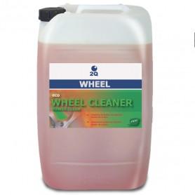 Limpeza de Jantes Eco Wheel