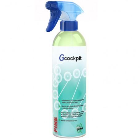 Ambiantador & Desinfectante Pine Gcockpit