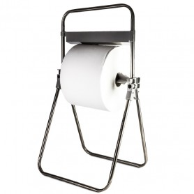 Suporte Rolo Papel Industrial