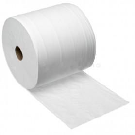 Rolo Papel Industrial Branco