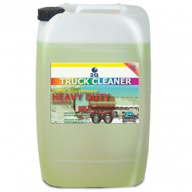 Lavagem Camions Truck Cleaner