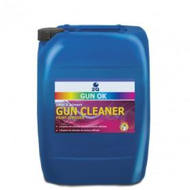 Limpeza pistola pintura & aparellho Gun Ok