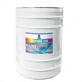 Diluente celuloso tintas Thinner 106