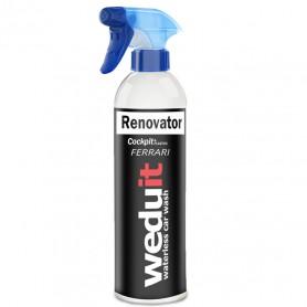 Limpeza de Plásticos Renovator